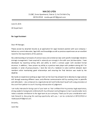 letter cover application firm law Cover Letters