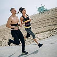Sports Research <b>Sweet Sweat</b> Premium <b>Waist Trimmer</b> (Pink Logo ...