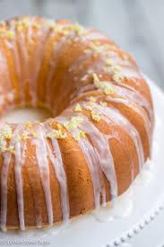 <b>Super</b> Lemon Bundt Cake - Sprinkle Some Sugar