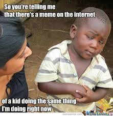 African Kid Memes. Best Collection of Funny African Kid Pictures via Relatably.com