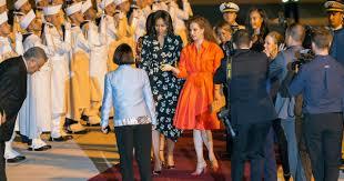 Michelle Obama au Maroc pour plaider en faveur de la scolarisation des filles