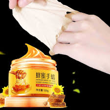 [Ready Stock] Natural Skin Care <b>Honey</b> Milk Hand Paraffin Wax ...