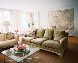vintage decor clic: clic living room furnished with french style furniture and