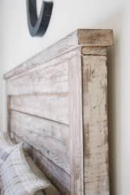 Diy Wood Headboard Ana White Rustic Headboard Diy Projects