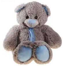 Купить <b>Мягкая игрушка Fancy Медведь</b> Сержик 65 см по выгодной ...