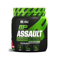 Buy MusclePharm <b>Assault</b> Sport <b>Pre-Workout</b> Powder - 30 Servings ...