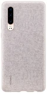 <b>Чехол Huawei PU Case</b> для Huawei P30 Elegant Gray (51992994 ...