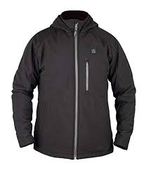 Prosmart Men's Heated Jacket with hood and 12Volt ... - Amazon.com