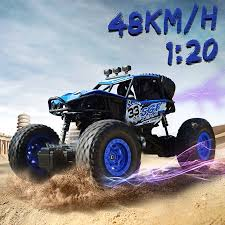<b>1:20</b> 48KM/H <b>4WD</b> Off-Road <b>RC</b> Racing <b>Car</b> Off Road Climbing ...