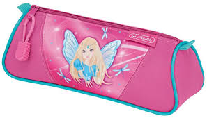 <b>Herlitz Пенал-косметичка Triangular</b> Fairy