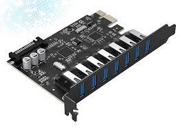 <b>ORICO</b>: <b>PVU3</b>-серия, <b>PCI</b>-<b>E</b> карты расширения USB 3.0