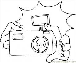 Small Picture Camera Coloring Pages Camera Coloring Page nebulosabarcom