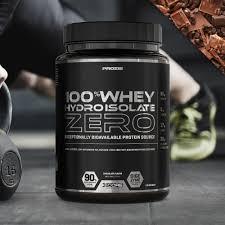 <b>100</b>% <b>Whey</b> Hydro <b>Isolate</b> Zero SS 3000 g - Build Muscle | Prozis