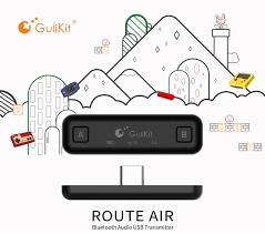 <b>GuliKit</b> NS07 <b>Route Air</b> Bluetooth Wireless Audio Adapter or Type C ...