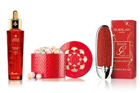 <b>Guerlain</b> Limited Editions to celebrate the <b>Chinese New Year</b>
