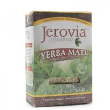 Йерба <b>мате Jerovia Organico</b> (Жеровиа Органик), Парагвай. <b>500</b> г