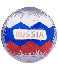 <b>Мяч футбольный Jogel Russia</b> №5 — купить в интернет-магазине ...