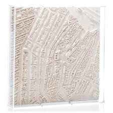 Amsterdam Cityscape <b>Architectural Model</b>   Buy Chisel & Mouse ...