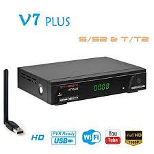 HD Satellite TV Receiver FTA DVB-S2/T2 Digital Sat ... - Amazon.com