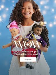 Dolls - Clothes, Games & Gifts for girls | <b>American Girl</b>®