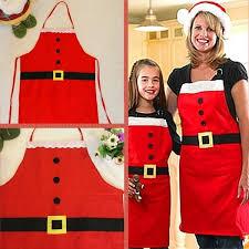 <b>Christmas Decoration Apron</b> Kitchen <b>Aprons Christmas</b> Dinner <b>Party</b> ...