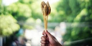 Hasil gambar untuk gambar makanan sempol khas malang