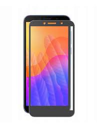<b>Защитное стекло Ainy для</b> Huawei Y5P Full Screen Cover 0 25mm ...