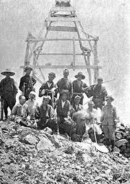 「1905年 - 登山家・小島烏水らが日本初の山岳会を結成。」の画像検索結果