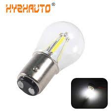 <b>2Pcs 1156 Ba15s p21w</b> led car lights led Filament Chips light for ...