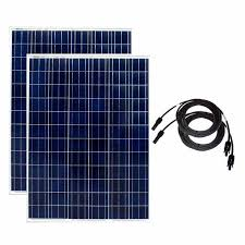 TUV A Grade Cell <b>Solar Panel 24v 200W</b> Solar Battery Charger ...