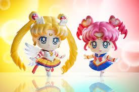 Новые <b>фигурки</b>: <b>Sailor Moon Sailor</b> Starlights Petit Chara ...