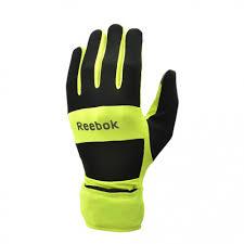 <b>Всепогодные перчатки для</b> бега Reebok, Арт. RRGL-10132YL