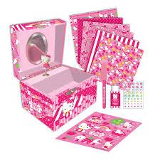 hello kitty decoupage jewelry box toys r us product description
