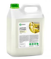 Очиститель-<b>кондиционер кожи Grass</b> Leather Cleaner (канистра ...