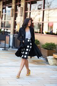 jadore fashion com gingham midi skirt