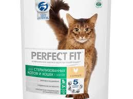 <b>Perfect Fit</b> Cat Sterile - рейтинг, обзор корма, сравнение и анализ ...
