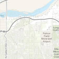 Verizon Wireless 3G / 4G / 5G coverage in Mesa, United States ...