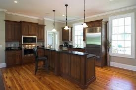 Wood Floor Kitchen Hardwood Floor In Kitchen Awesome Kitchen With Hardwood Flooring