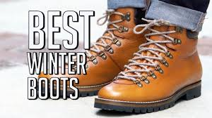 5 BEST <b>Winter Boots</b> For <b>Men</b> || <b>Men's Fashion</b> 2018 || Gent's Lounge