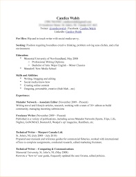 social media resume examples resume templates best example social media resume examples additional information business proposal templated additional information resume examples