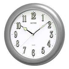 <b>Настенные часы RHYTHM</b> CMG728NR19 — купить в интернет ...
