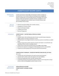 sample resume for cosmetology student service resume sample resume for cosmetology student entry level resume example sample resume sample cosmetologist resume sample cosmetologist