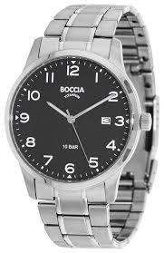 Наручные <b>часы BOCCIA</b> 3596-01 — купить по выгодной цене на ...