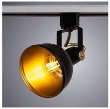 Купить Трековый <b>светильник Arte Lamp</b> Martin <b>A5213PL</b>-<b>1BK</b> по ...