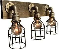 decor chrome bathroom light fixtures edison:  ideas about industrial bathroom lighting on pinterest galvanized metal industrial bathroom and tin ceilings