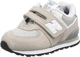 New Balance Kids <b>574v1</b> Essentials <b>Hook and Loop</b> Sneaker New ...