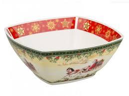 <b>Салатник christmas collection</b> 15*6 см <b>lefard</b> 986-029