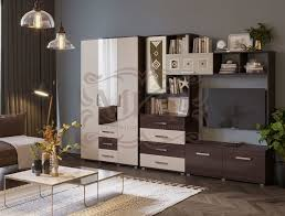 <b>Модульная</b> мебель для <b>гостиной Белла</b> - <b>МИФ</b> | купить 17201 руб ...
