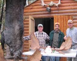 Blackwater Outfitters   Maine Moose, <b>Bear</b>, <b>Rabbit</b> and <b>Deer</b> Hunting