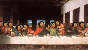 Ruined Ecce Homo fresco in The Last Supper | Botched Ecce Homo ... via Relatably.com